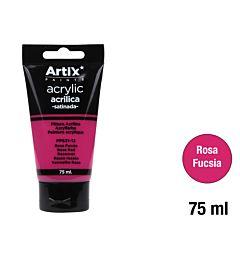 PITTURA ACRILLICA ROSA FUCSIA 75ML ARTIX