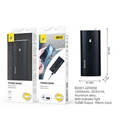 ONEPLUS POWER BANK METALBOX 5600 MAH 40*96*22MM, NERO