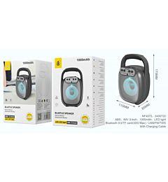 ONEPLUS NF4072 MINI CASSA STEREO BLUETOOTH/USB/TWS/TF CARD/RADIO FM