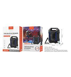MTK TF4168 CASSA STEREO BLUETOOTH/USB/TWS/TF CARD/FM/MIC/KARAOKE