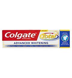 COLGATE DENT.TOTAL WHITEN.75 ML