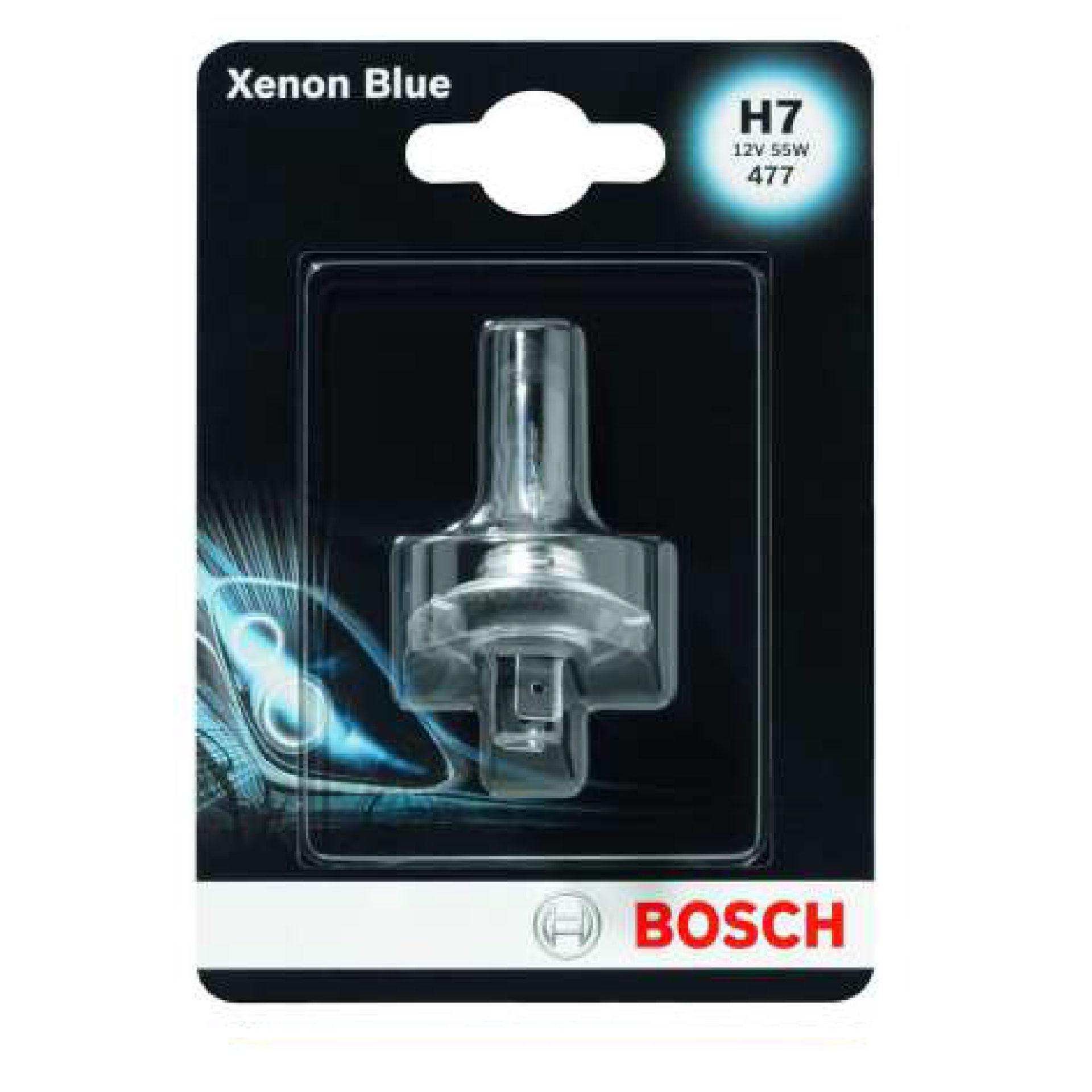 BOSCH 1 LAMP H7 XENON BLUE 013Bosch