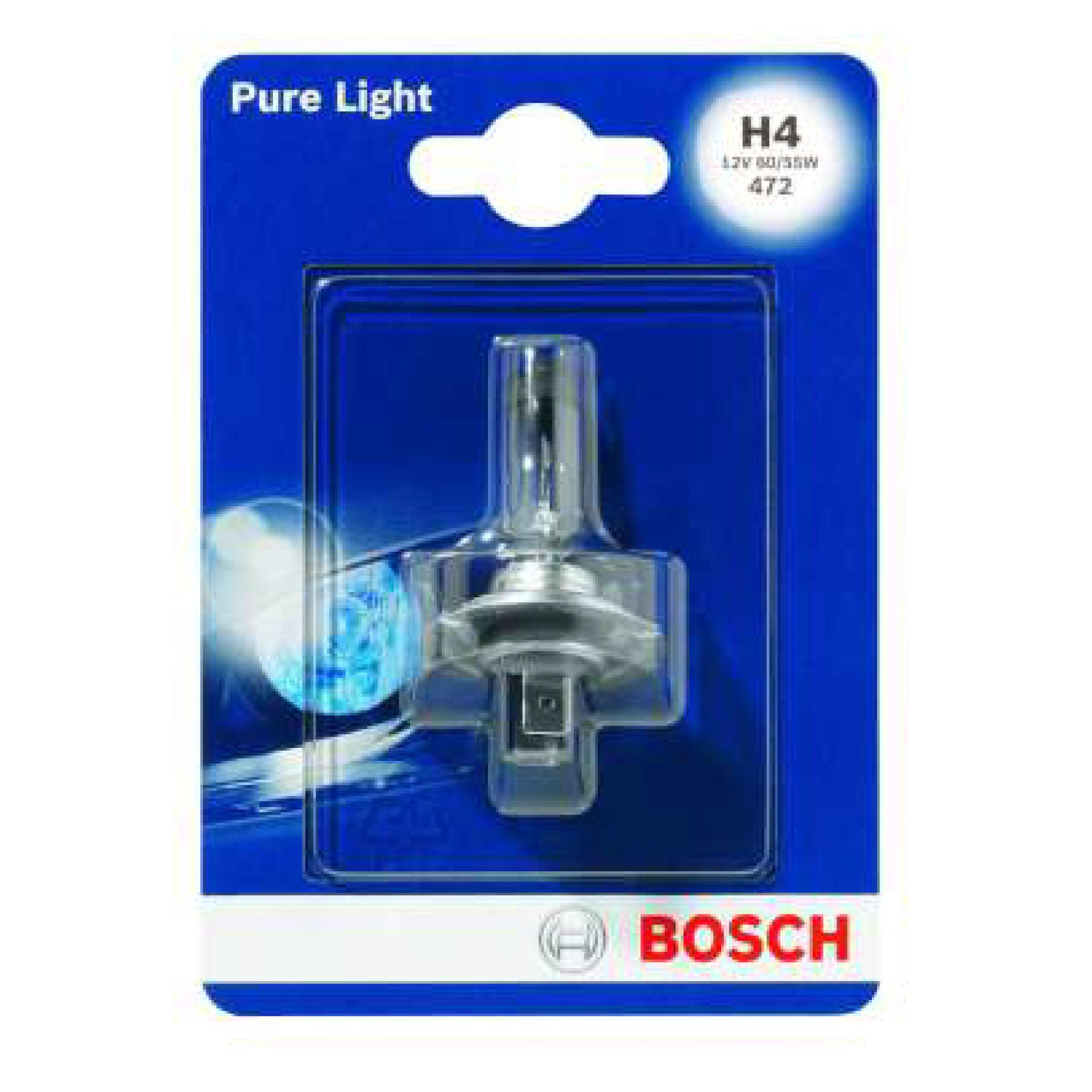 BOSCH 1 LAMP H4 001Bosch