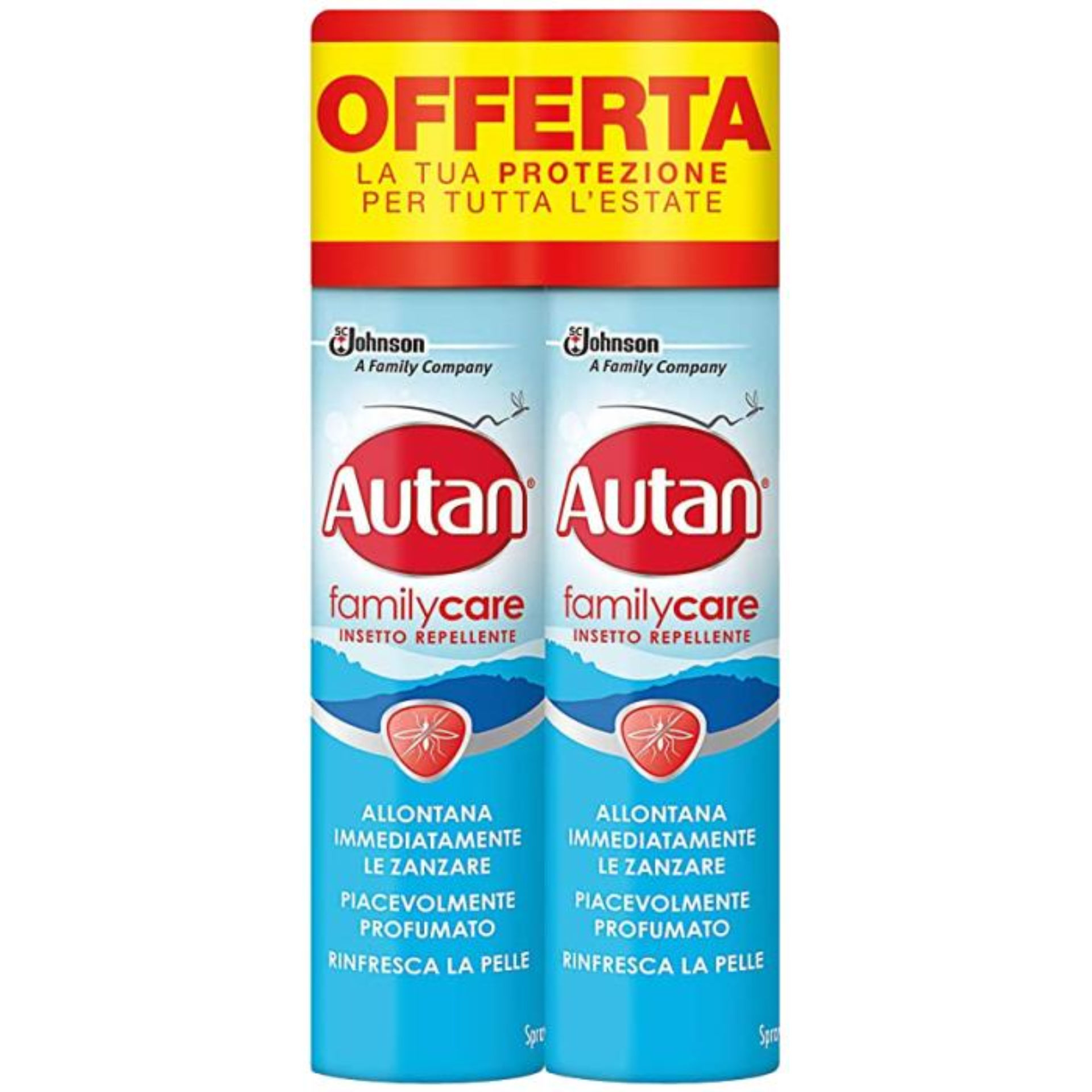 AUTAN FAMILY CARE SPR 100ML BIPAC. A.455Autan