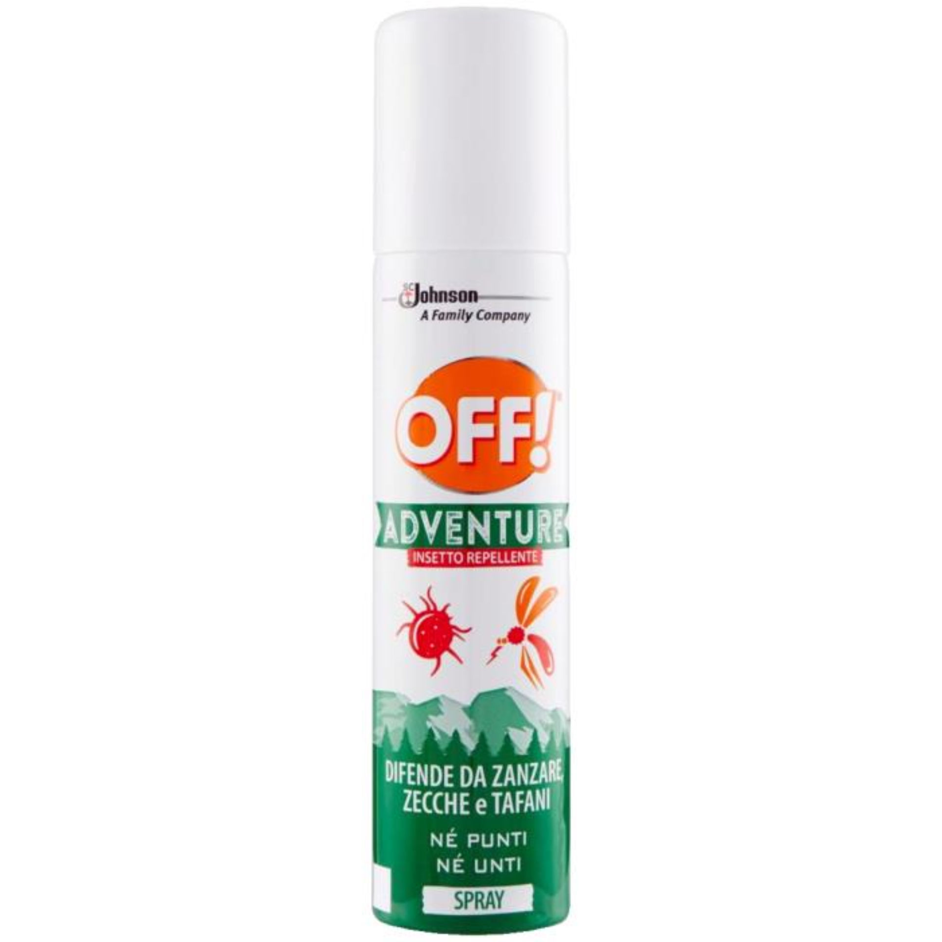 OFF ADVENTURE SPRAY A.410Off