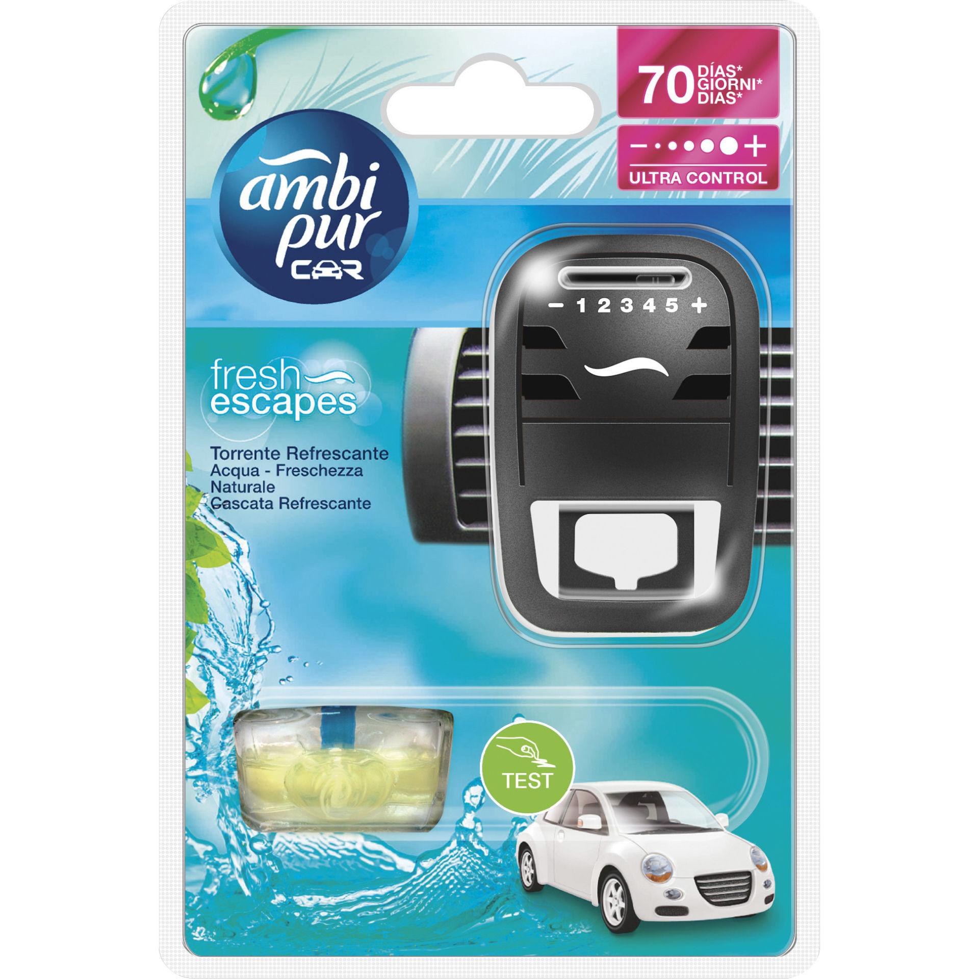 AMBIPUR CAR COMPLETO AQUA -9022-Ambipur