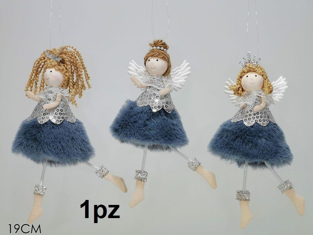 APP. ANGELO AZZURRO/SILVER 3ASSHappy Casa