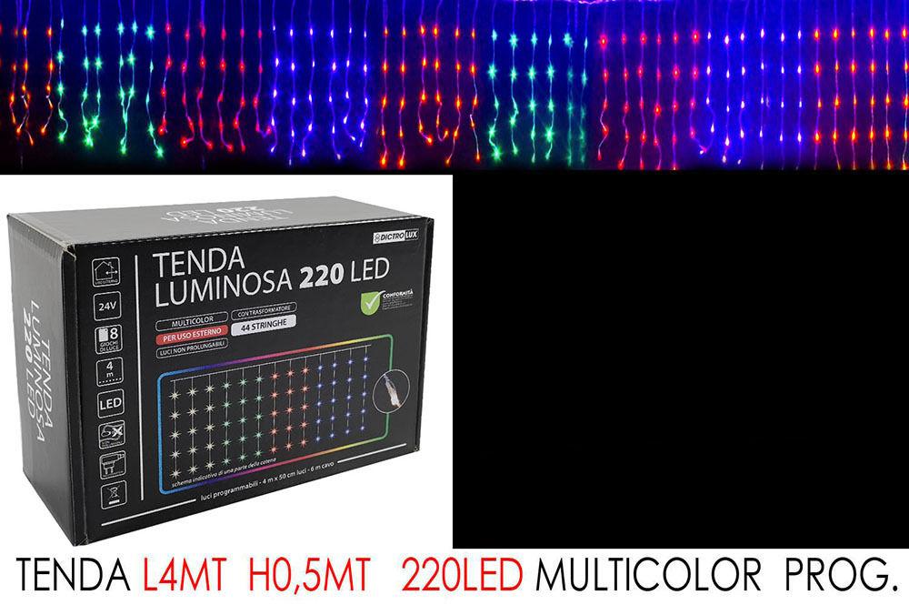 TENDA 4MT C/220 MULT.LX0.5MT H  PRHappy Casa