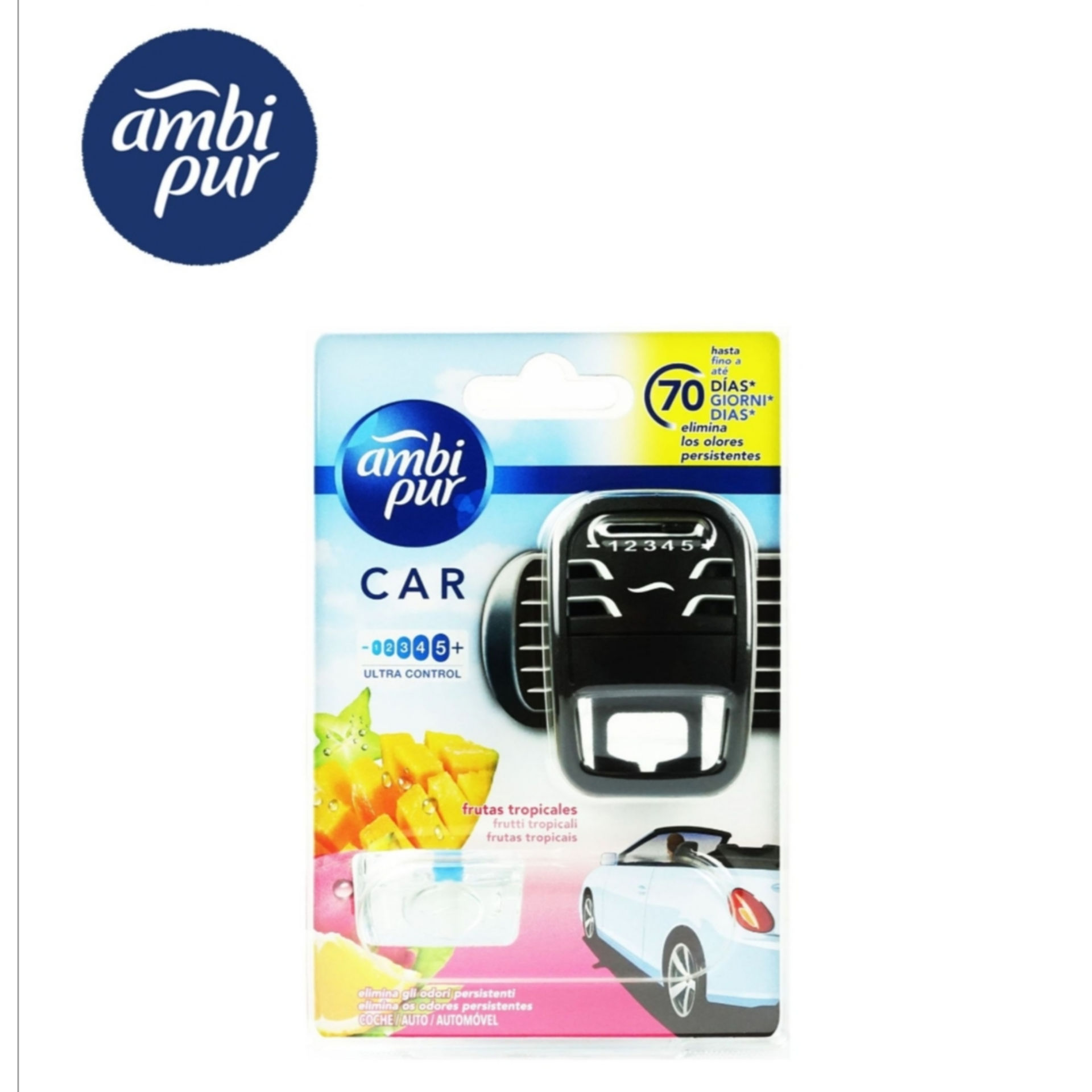 AMBIPUR CAR FRIUTY-TROPICALAmbipur