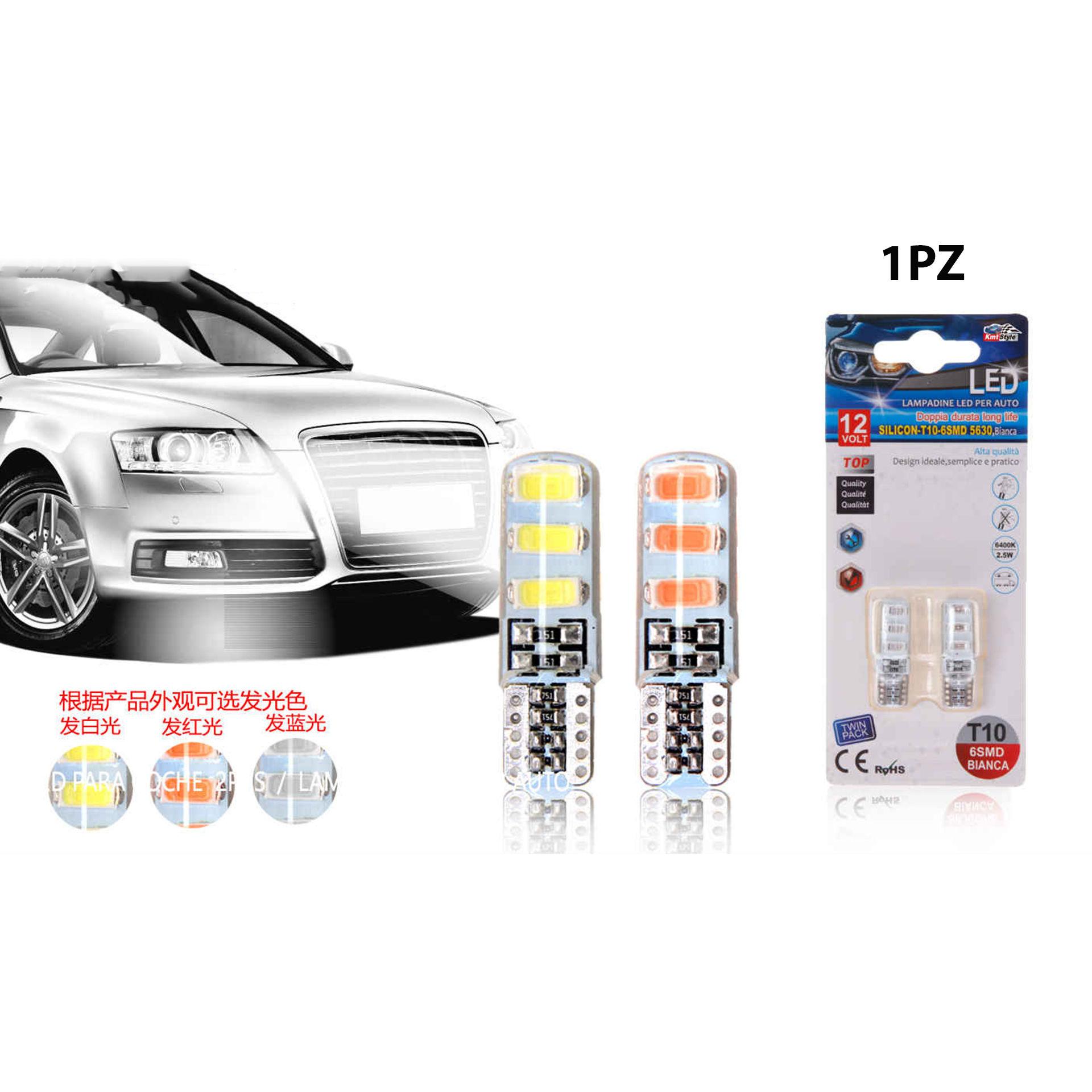 LAMPADINE LED PER AUTO 2PCSEmi Style