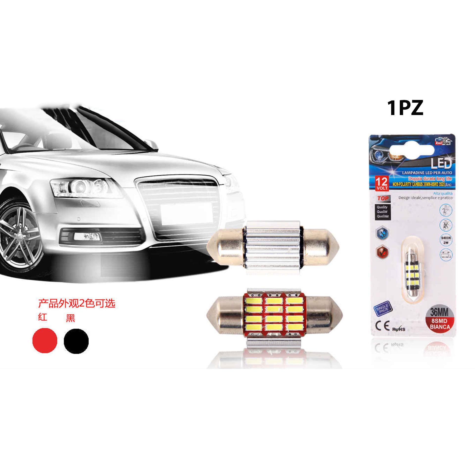 LAMPADINE LED PER AUTO 1PZ 36MMEmi Style