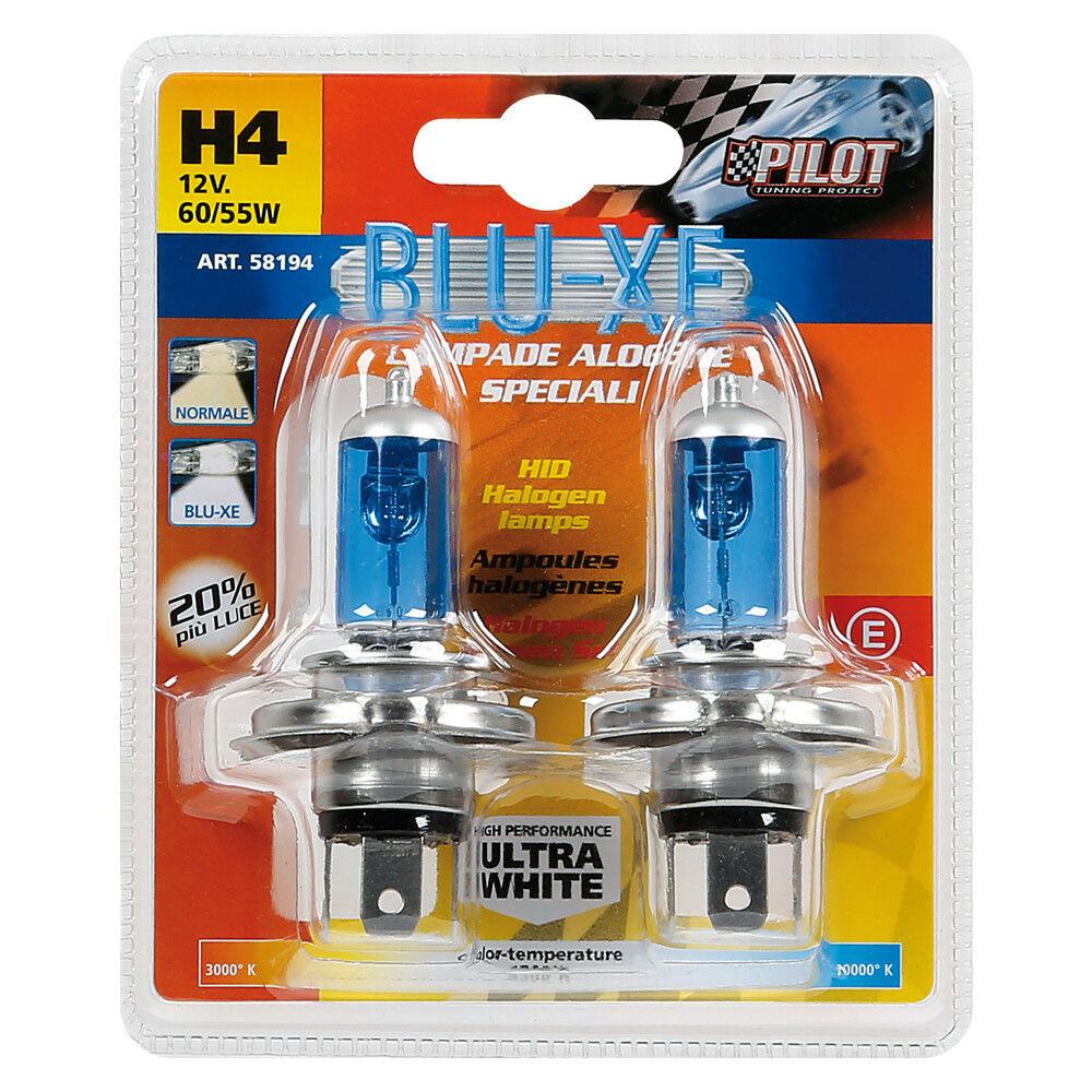 CP.LAMPADE H4 BLU-XE 60/55W   D/BLISTERLampa
