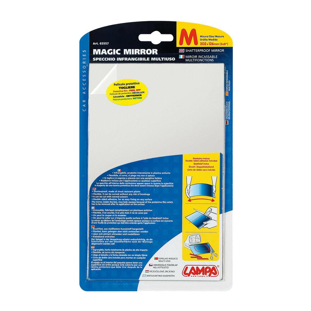 MAGIC-MIRROR  M  202X126Lampa