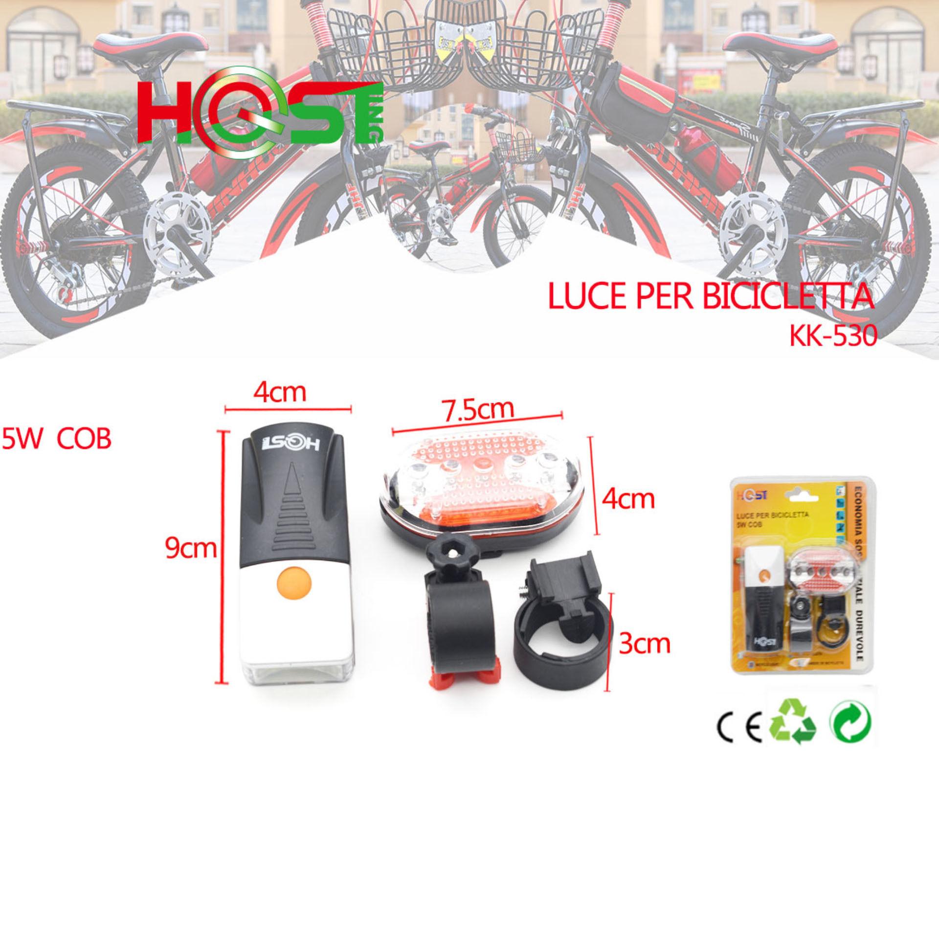 LUCI PER BICIEco Trade