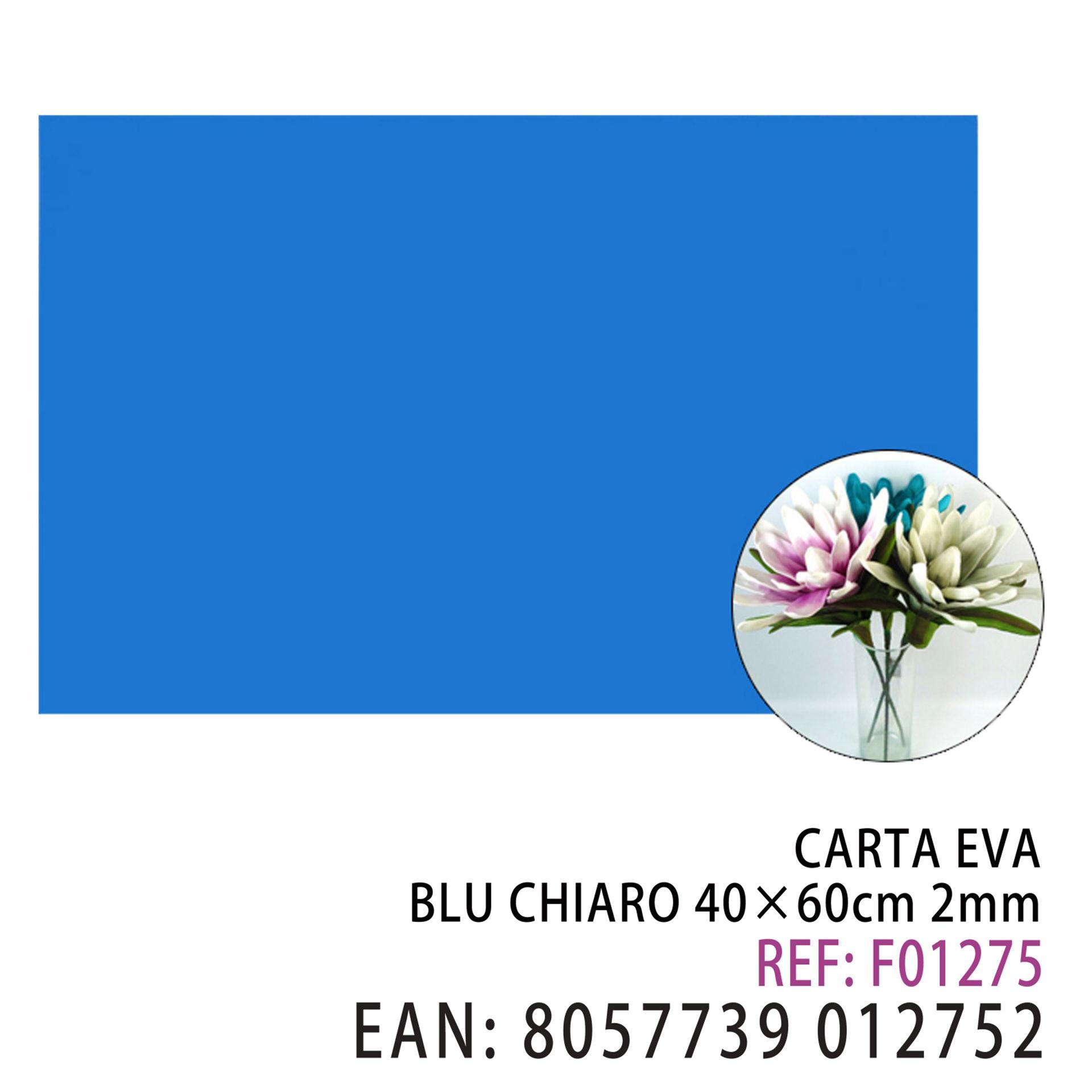 EVA BLU CHIARO 40*60CM*2MMDz