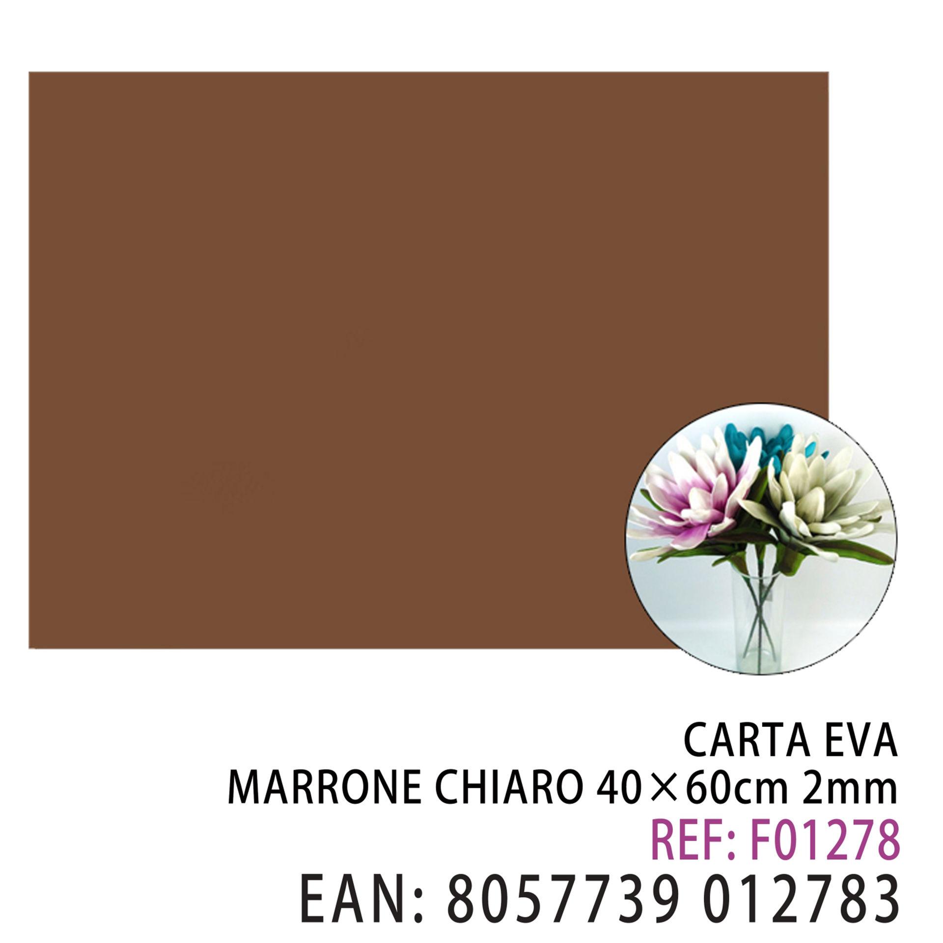 EVA MARRONE CHIARO 40*60CM*2MMDz
