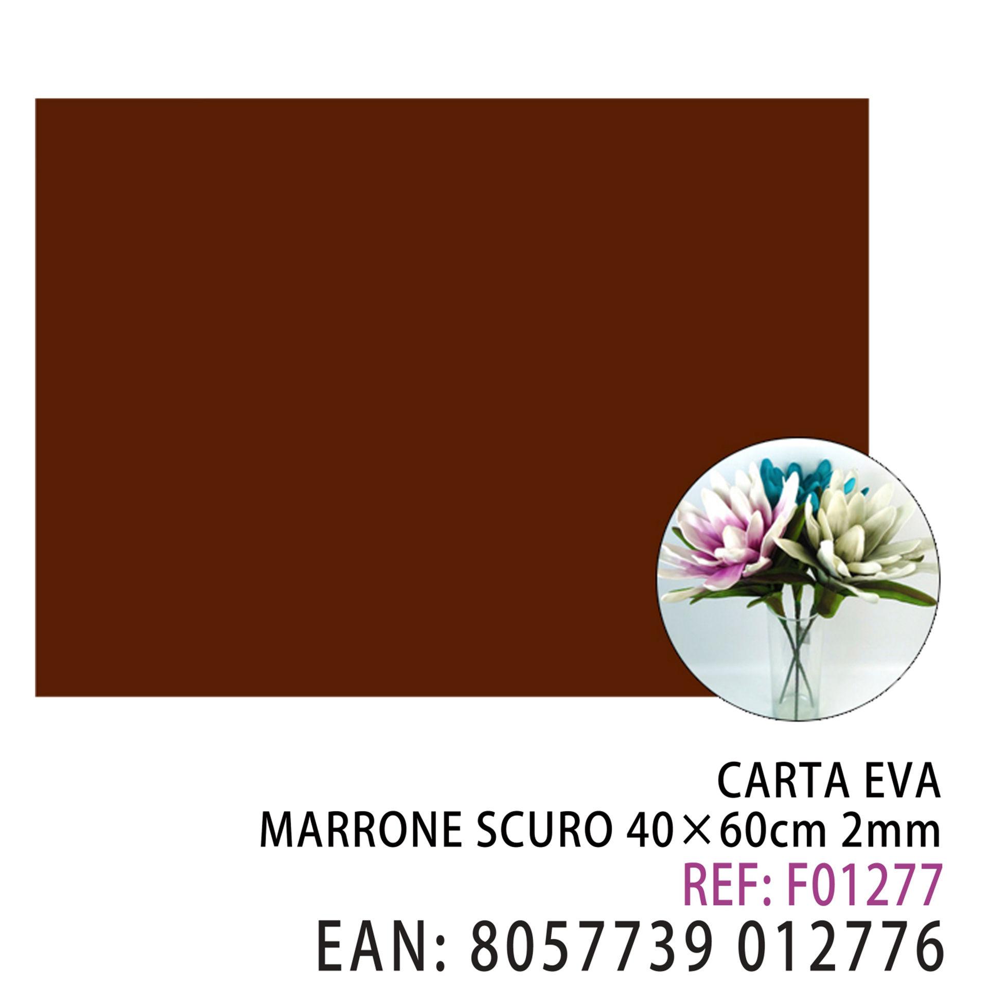 EVA MARRONE SCURO 40*60CM*2MMDz