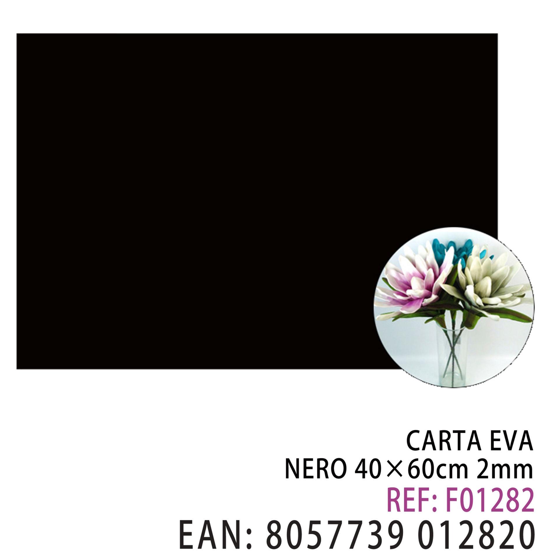 EVA NERO 40*60CM*2MMDz