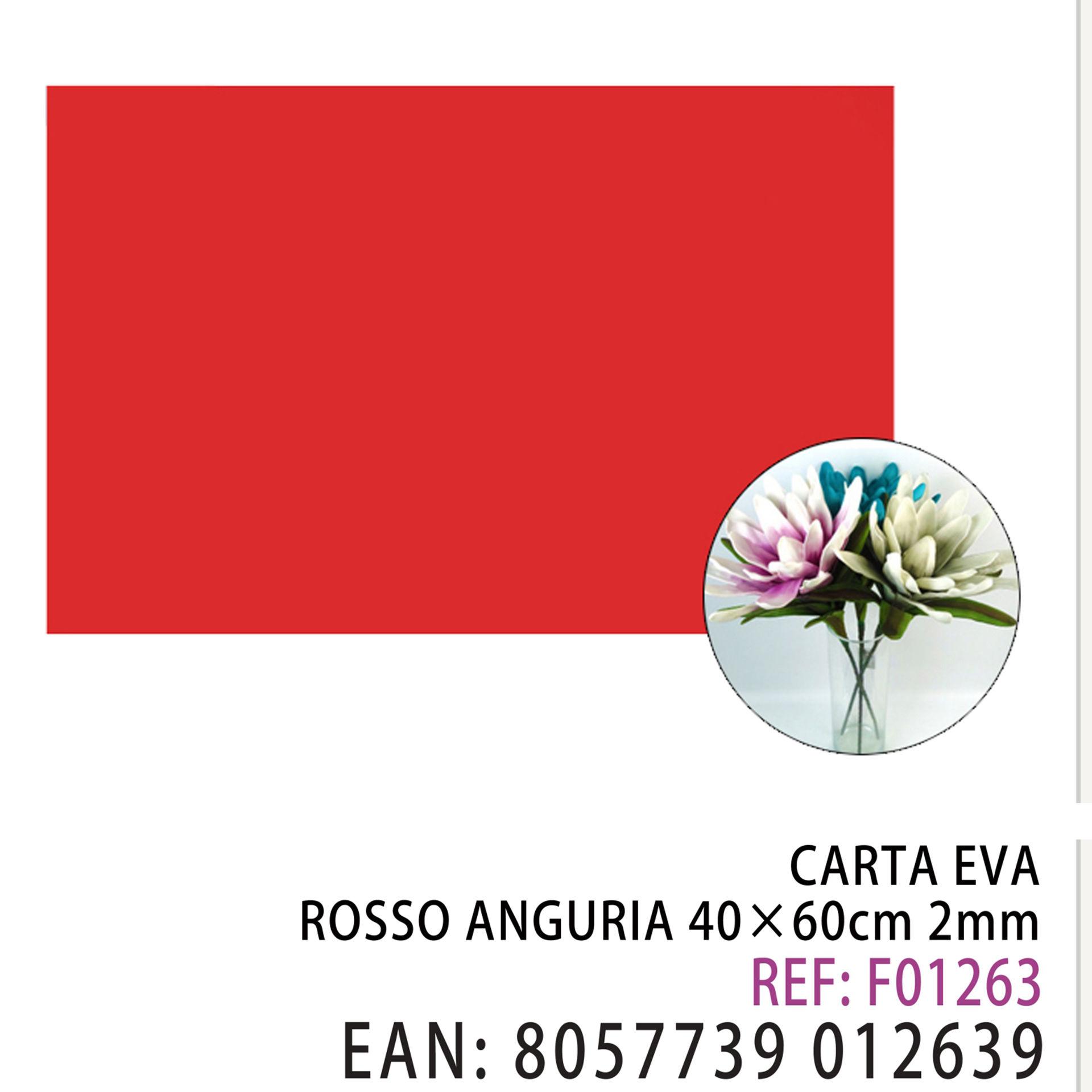 EVA ROSSO ANGURIA 40*60CM*2MMDz