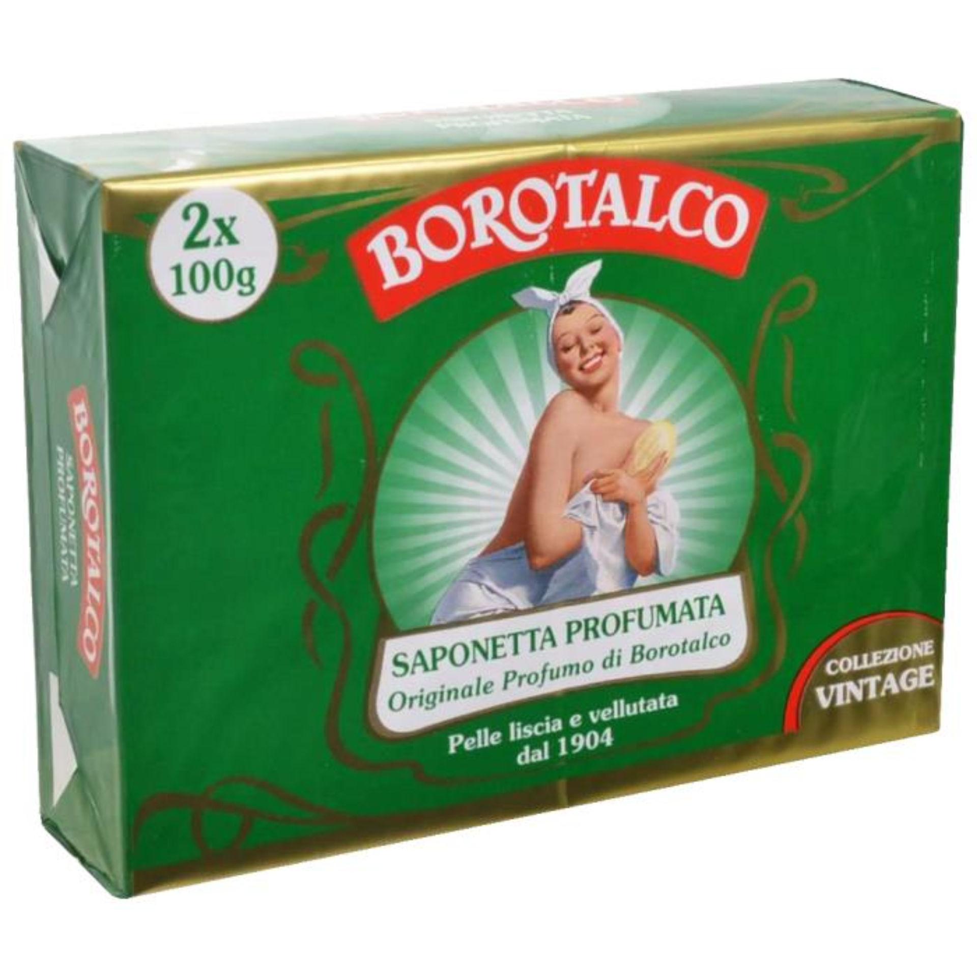 BOROTALCO SAPONE SOLIDO T.20%