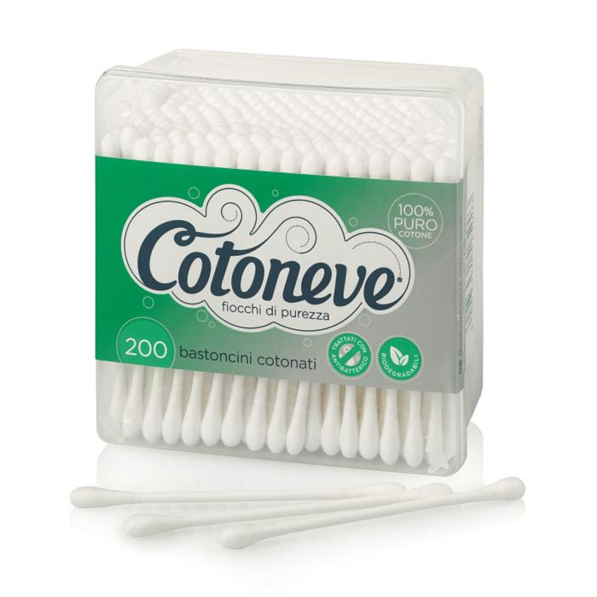 COTONEVE 200 PUL.BIODEGR. S.07%