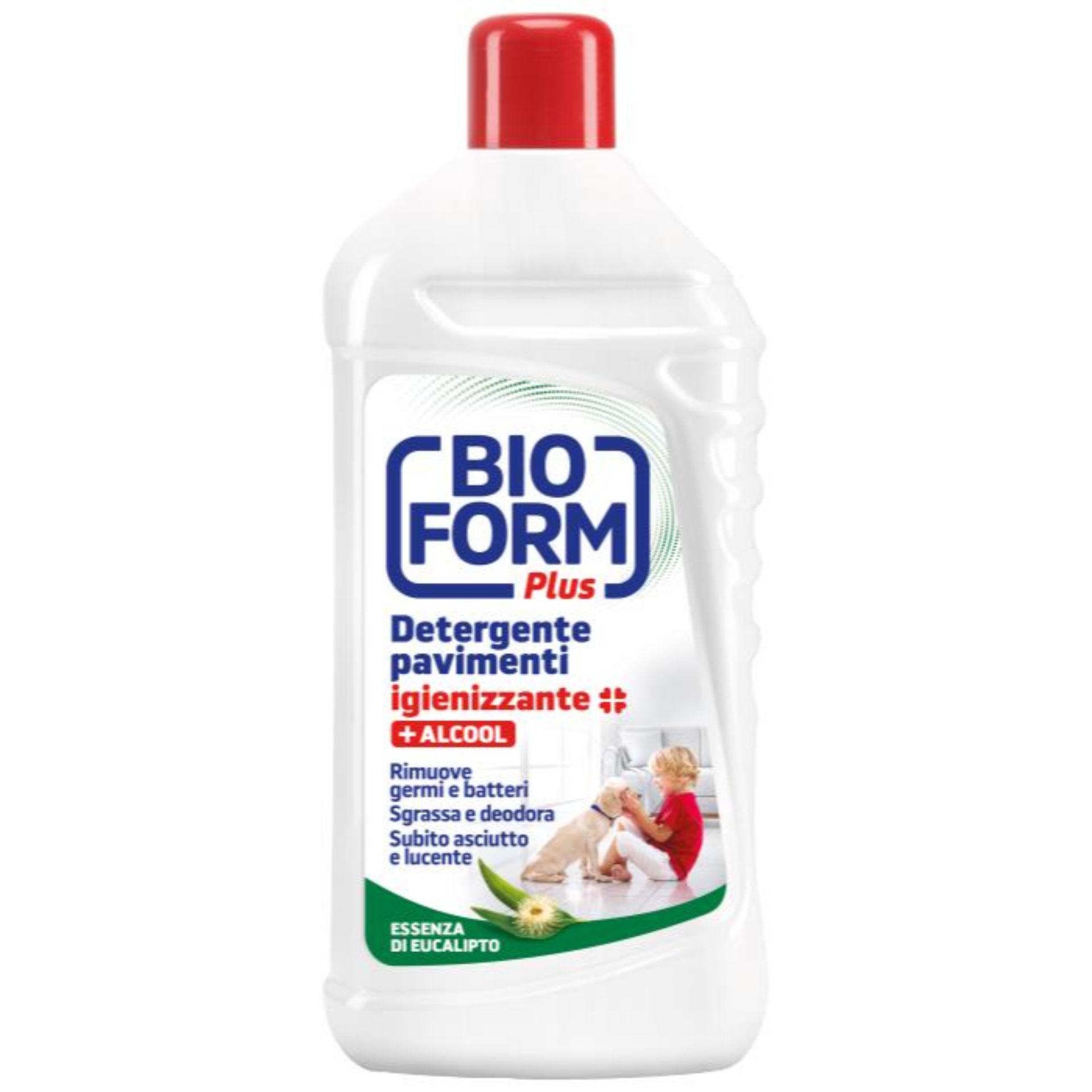 BIOFORM PLUS DETERGENTE PAVIM 1,5LT