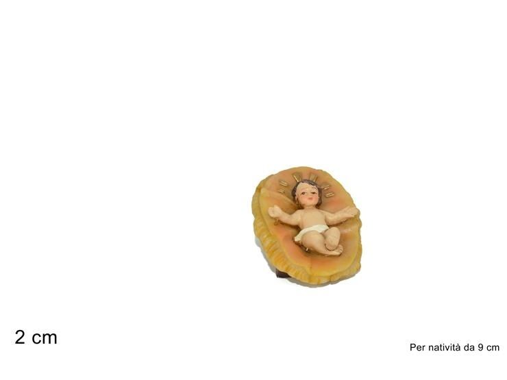 CULLA BAMBINELLO PER 9CM ART.53158H(54839H-9)Due Esse