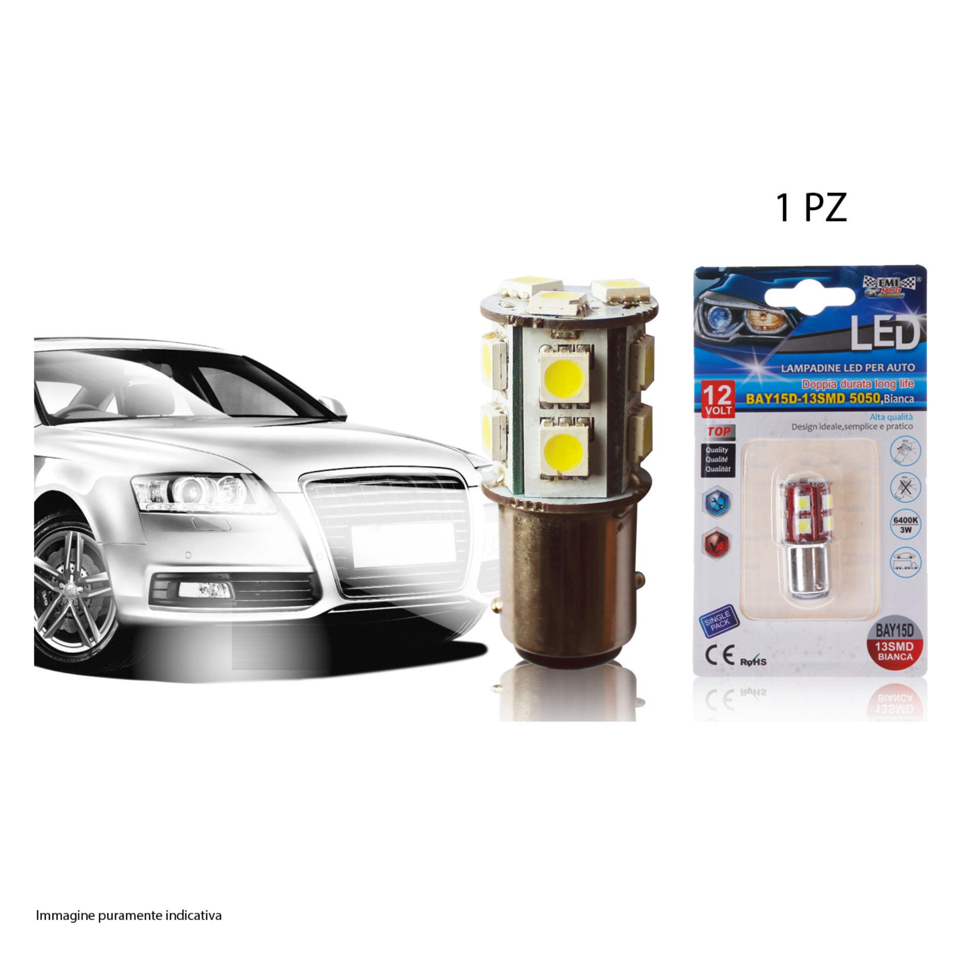 LAMPADINE LED PER AUTO 1PCSEmi Style
