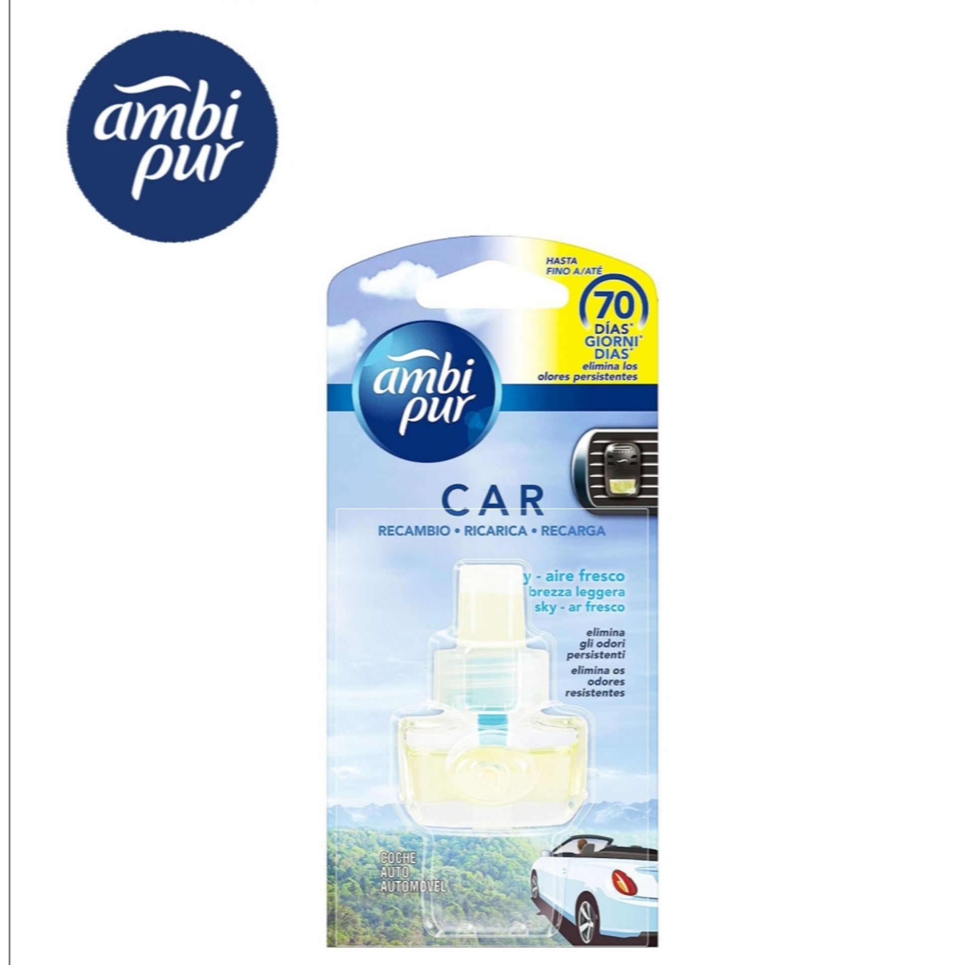 AMBIPUR CAR RICARICA PACIFICAmbipur