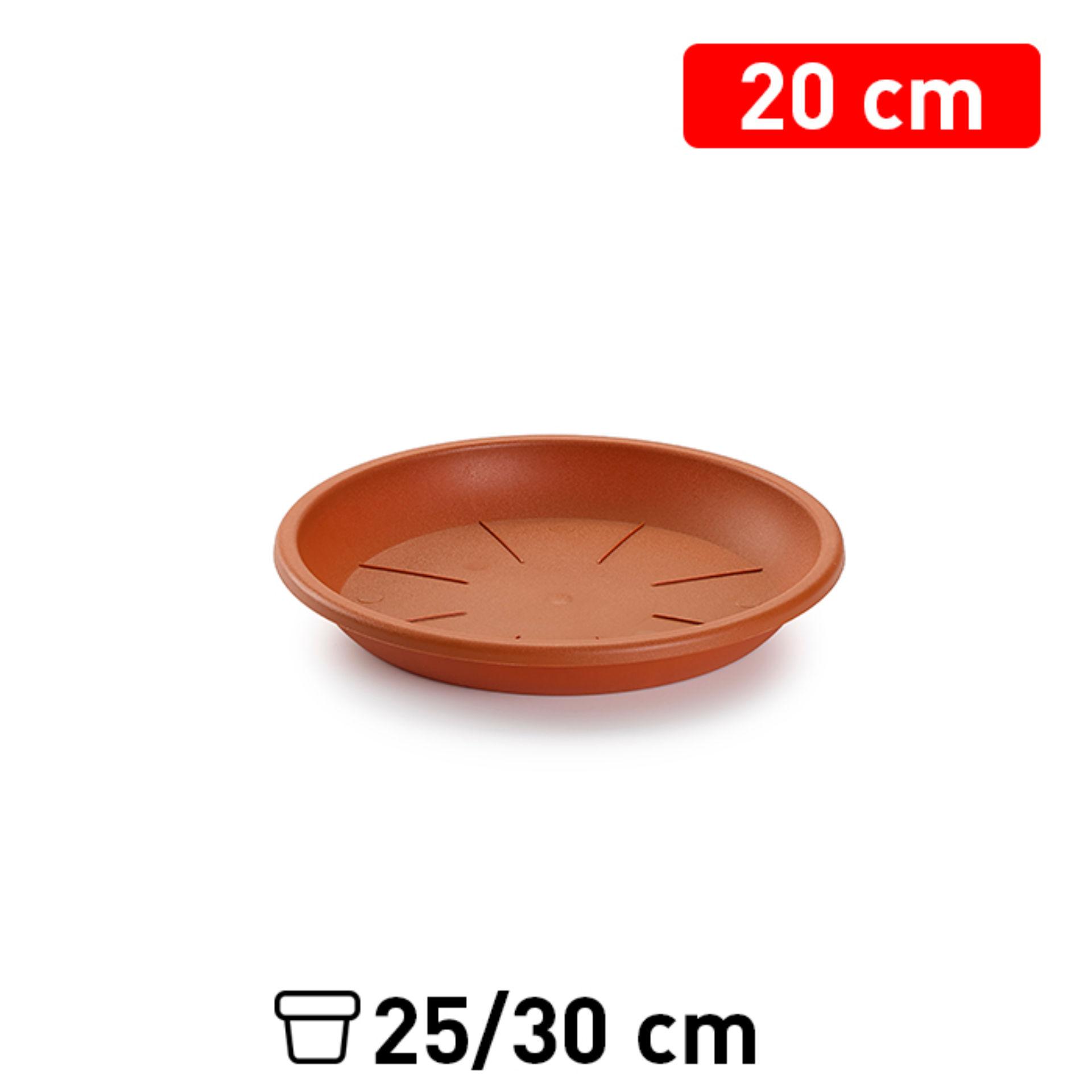 SOTTOVASO 20 CMPlastic Forte